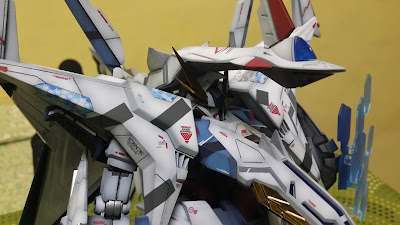 [Project][Review] Model Comprehen 1/144 RX-104FF Penelope Gundam Built and Painted Review