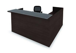 Cherryman Amber Reception Desk
