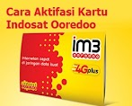 Cara Regestrasi/Aktifasi Kartu Indosat Ooredoo Terbaru 2017