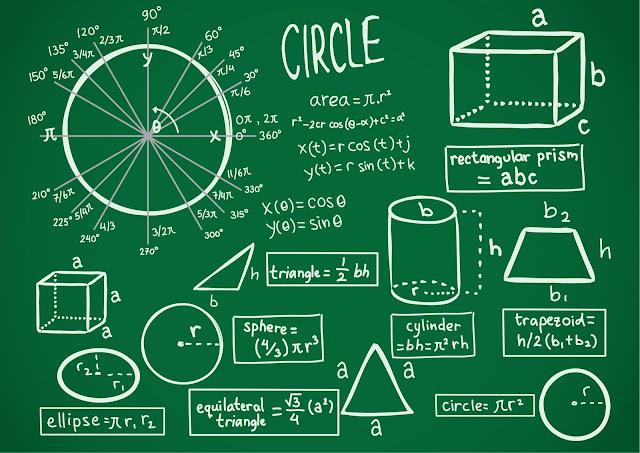ملخص جميع دروس الرياضيات الثالثة إعدادي
