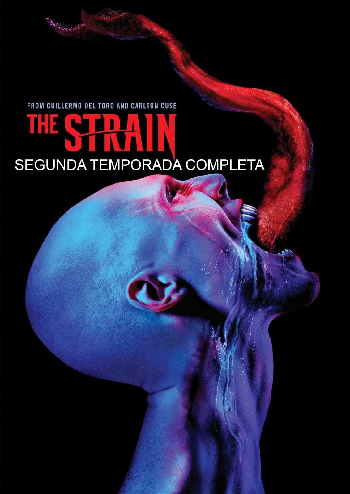 The Strain 2ª Temporada Torrent - Blu-ray Rip 720p Dublado (2015)