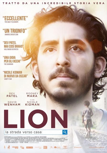 revue film Lion