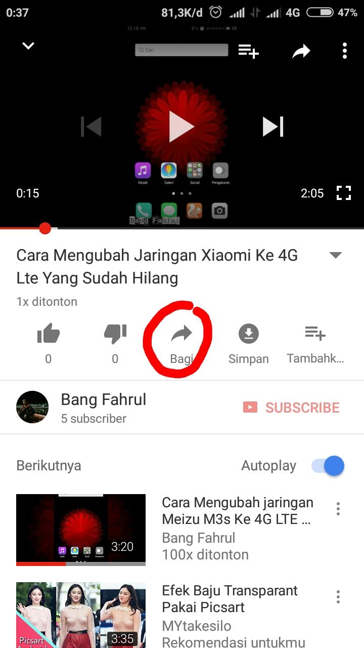 Cara Mendownload Video Youtube di Android Dengan Cepat dan Baik