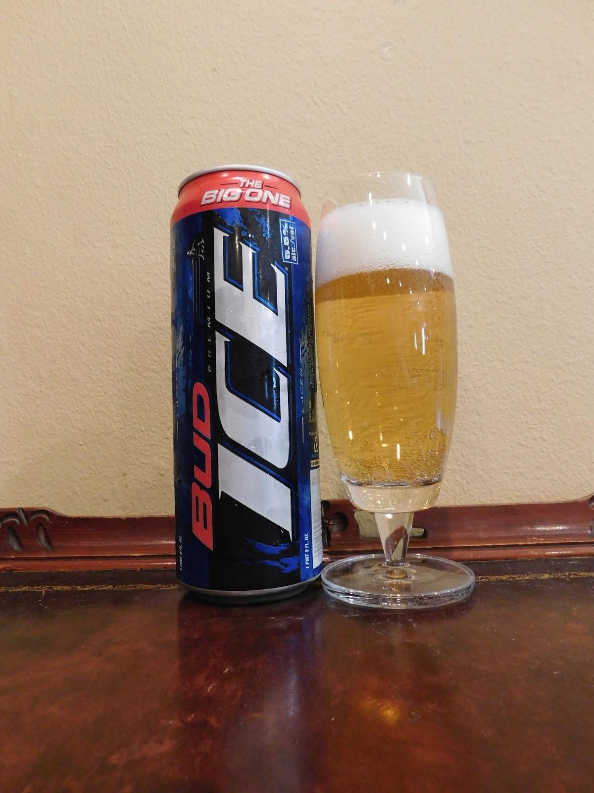 Doing Beer Justice Budweiser Bud Light Bud Ice Bud