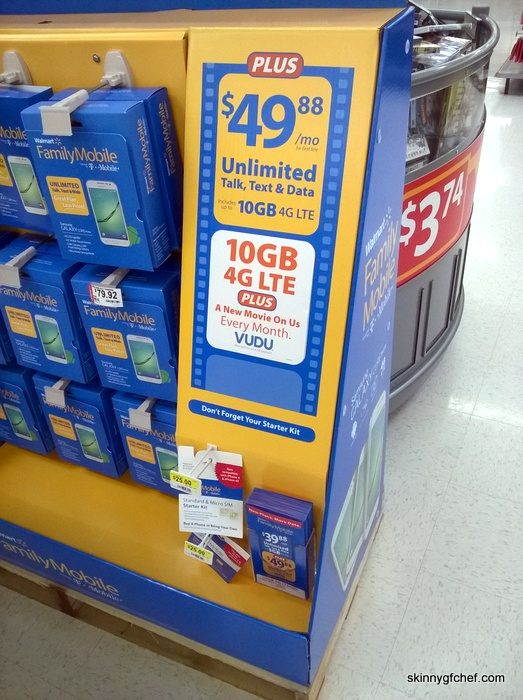 How I saved money by switching over to Walmart Family Mobile Plus