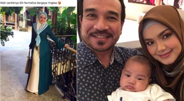 """""""Cantik pun tak guna kalau mandul"""" – Komen makcik ni untuk Siti Nurhaliza buat netizen naik angin, dah kenapa dia ni?"""