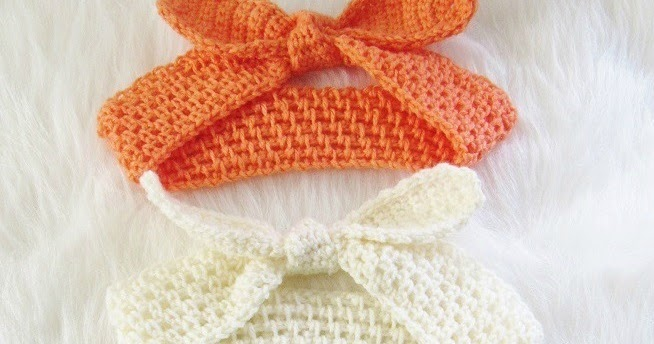 Crochet Me Free Patterns : Crochet Dreamz: Knot Me Up Headband, Free Crochet Pattern