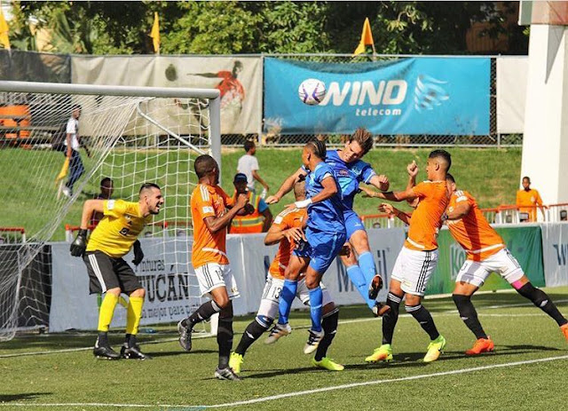 Atlántico FC avanza a final LDF tras superar 4-2 a Cibao FC en tanda de penaltis