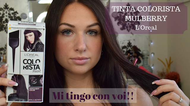 tinta colorista mulberry