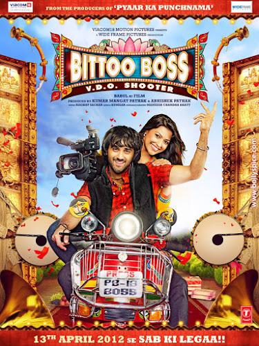 Bittoo Boss (2012) Movie Poster