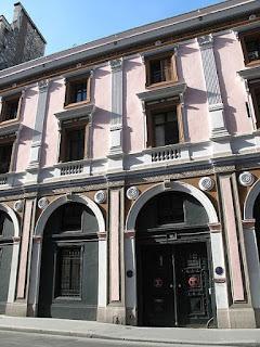 Hôtel Delaroche, rue Saint Lazare