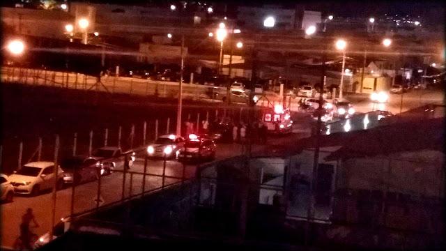 Subtenente da PM de Sergipe é baleado durante assalto em Aracaju