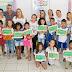 """Escolas da Rede Municipal de Várzea da Roça realizam o Projeto """"Soletrando Literário"""""""
