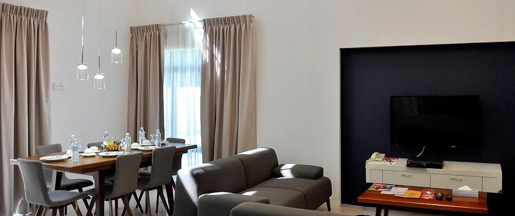 Villa Suite A'Famosa Melaka Resort