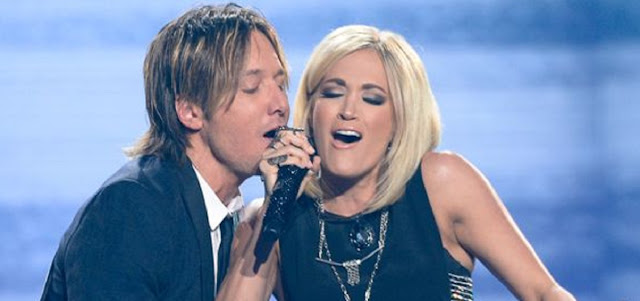 Video: Keith Urban - The Fighter (Con Carrie Underwood)
