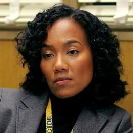 Detective Shakima Greggs (Sonja Sohn)