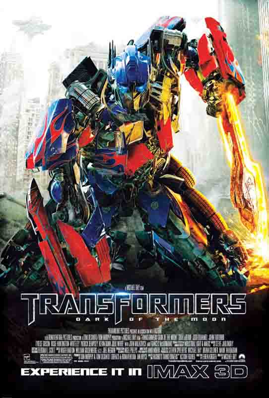 Transformers Poster Movie 2013