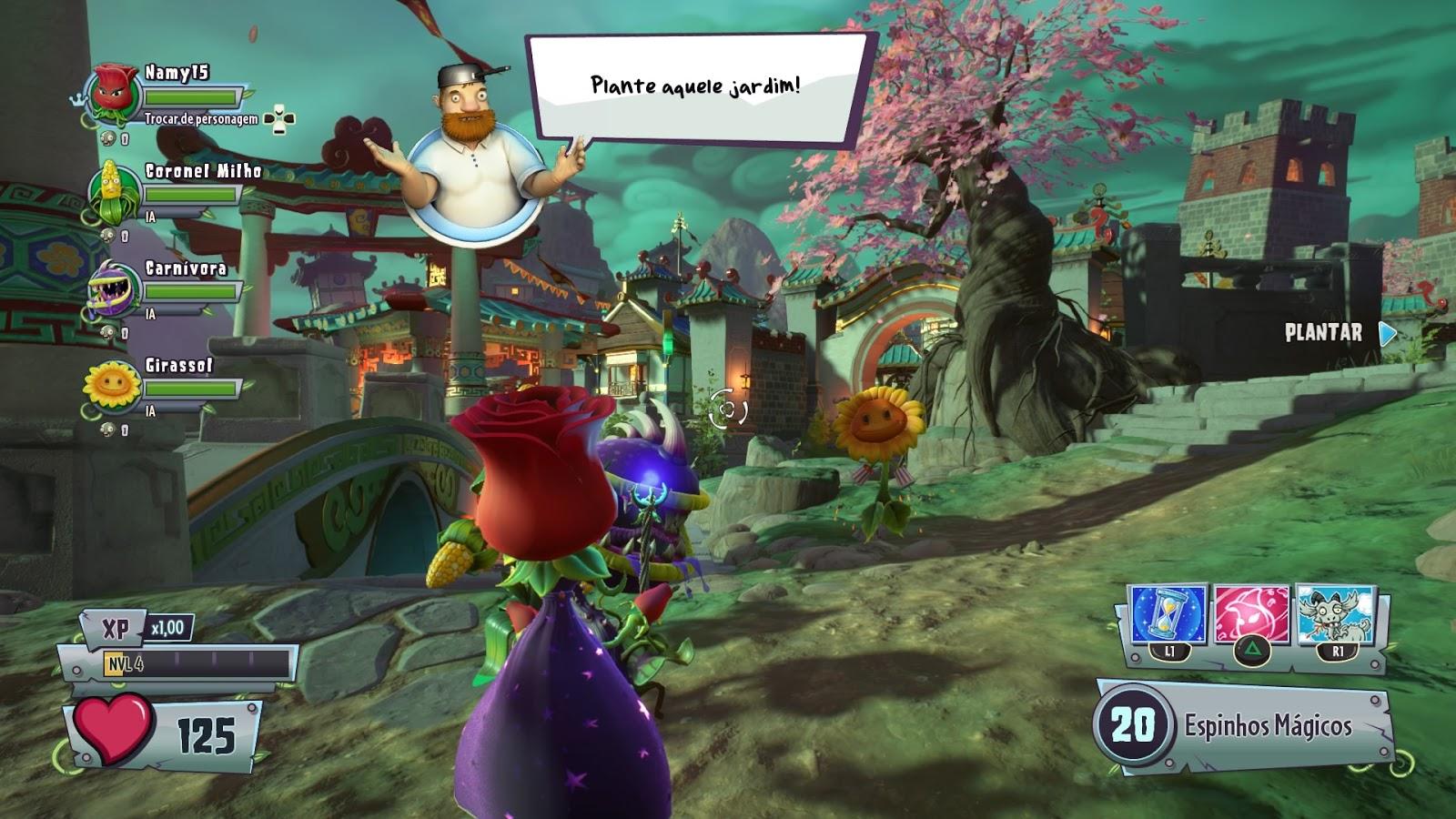 Plants Vs Zombies Garden Warfare 2 Riosgames