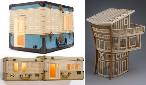 00-Ted-Lott-Architecture-in-Upcycled-Furniture-and-Suitcase-Sculptures-www-designstack-co