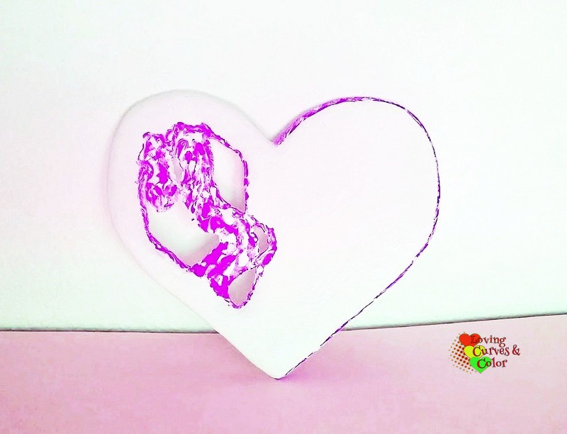 Heart-decoration