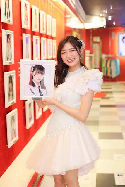 NGT48 Yamaguchi Maho, Sugahara Riko, Hasegawa Rena Graduate
