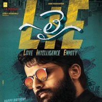 Lie (2017) Telugu Movie Audio CD Front Covers, Posters, Pictures, Pics, Images, Photos, Wallpapers