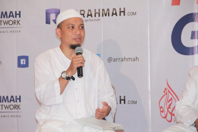 Soal Demo 4 November, Ini Kata Ustaz Arifin Ilham