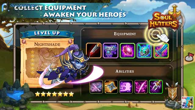 Download Soul Hunters MOD APK Latest Version