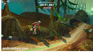 Download Game Android Terbaik Bike Unchained Full APK+Data