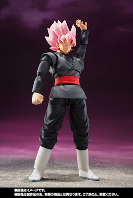 S.H. Figuarts de Goku Black de Dragon Ball Super - Tamashii Nations