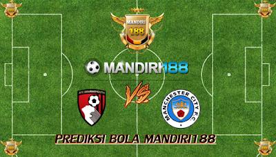AGEN BOLA - Prediksi Bournemouth AFC vs Manchester City 26 Agustus 2017