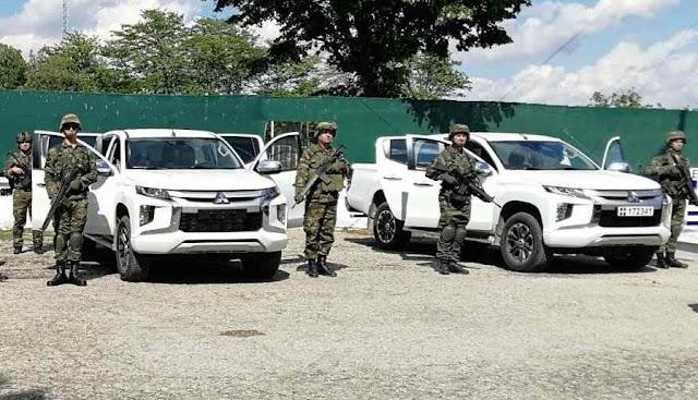 Έβρος: Αυτά είναι τα διπλοκάμπινα που προμηθεύτηκε ο Στρατός-Περιπολίες σε ομάδες των «τεσσάρων» (ΦΩΤΟ)