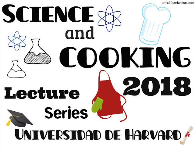 Universidad de Harvard: Science and Cooking 2018