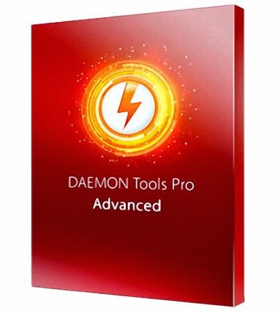DAEMON Tools Pro Advanced 6.1.0.0484 + Crack