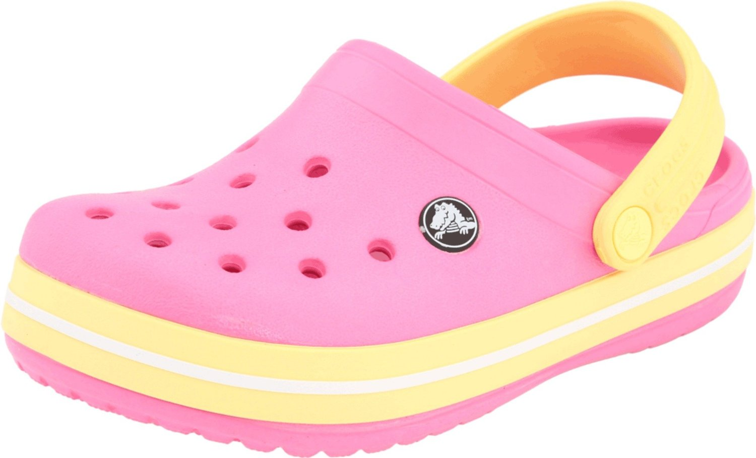 af013759d10ee Your little one will stay secure thanks to the back strap on this kids  shoe.  Classic and colorful