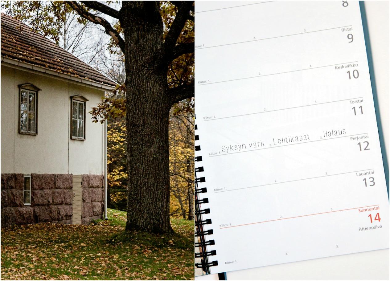 Unelmieni Vuosi kalenteri 2017, kalenteri, viikkokalenteri, joululahjavinkki, kalenteri vuodelle 2017