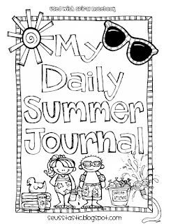 Freebielicious: Summer Writing Journal Freebie