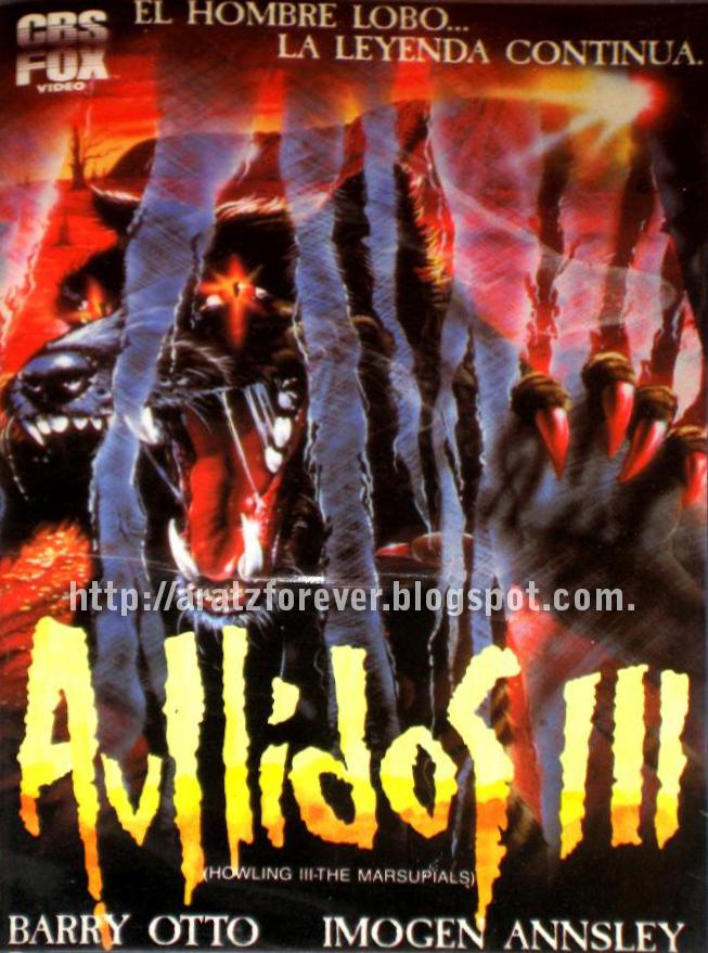 Aullidos 3, Howling III. The marsupials, Philippe Mora