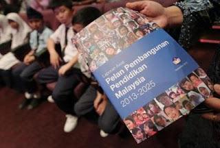 Malaysia Education Blueprint (Pelan Pembangunan Pendidikan Malaysia) 2013-2025