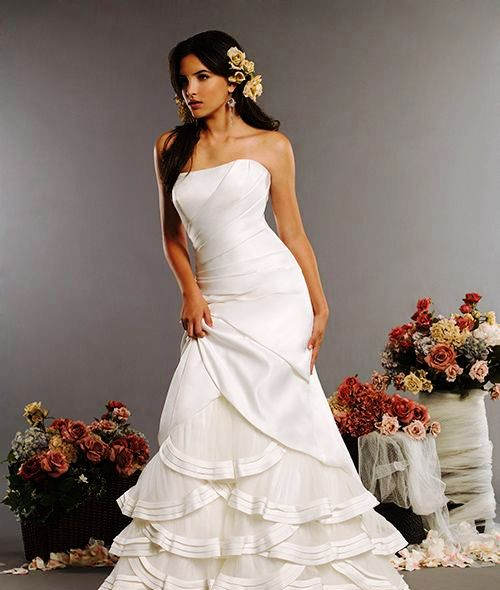 Spanish Wedding Dresses: Lovely Weddings: Mexican Wedding Dresses