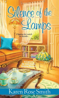 any good book silence of the lamps a caprice de luca