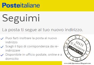 Poste Italiane Seguimi