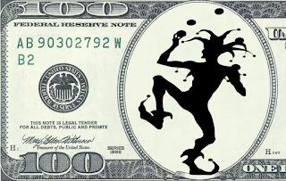Fool money.