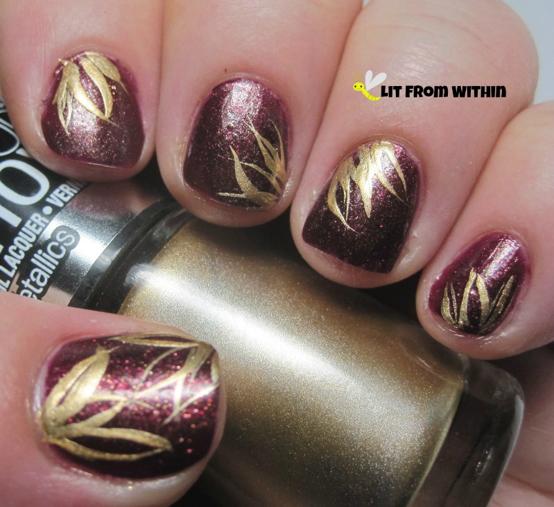 Maybelline Bold Gold