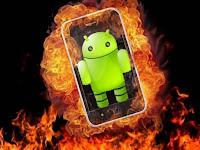 Cara Memperbaiki HP Android Terlalu Panas
