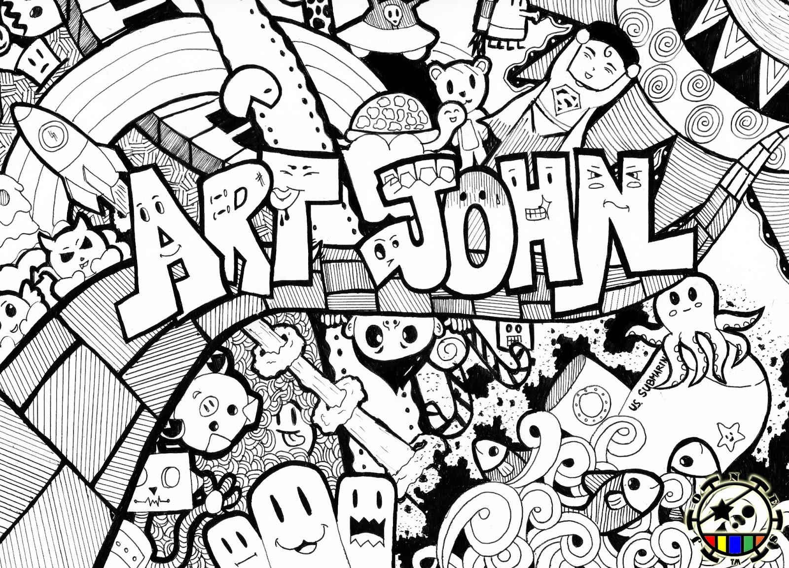 Doodle S: Doodle Art