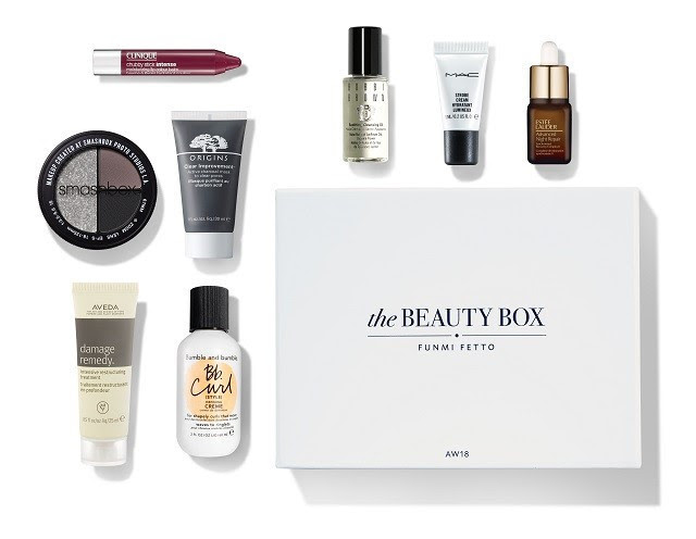 THE BEAUTY BOX by FUNMI FETTO AW18