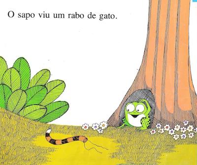 Livro O RABO DO GATO, de Mary e Eliardo França