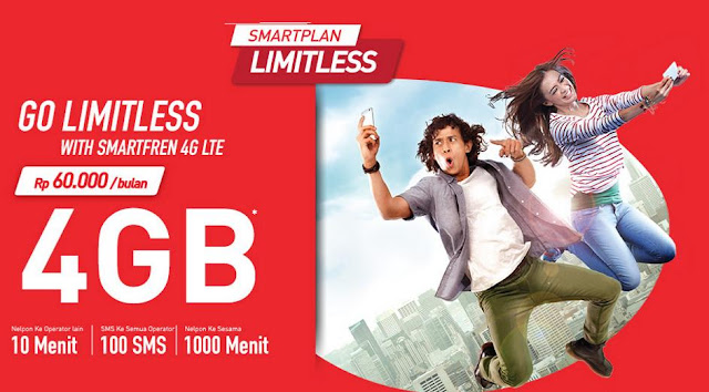 Koneksi Internet Tercepat Dari Smartfren 4G
