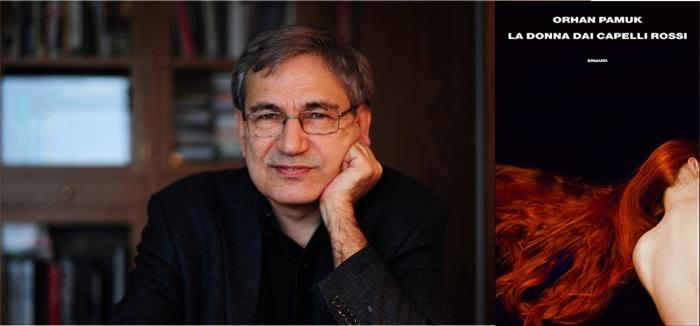 """Libri """"La donna dai capelli rossi"""" di Orhan Pamuk ..."""